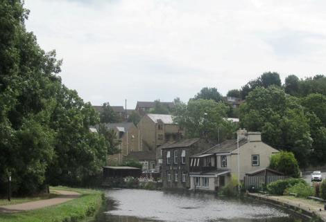 Rodley, Leeds & Liverpool Canal
