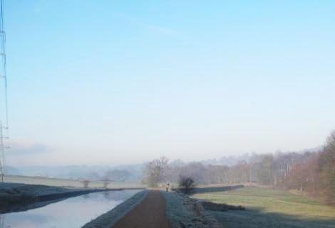 near Rodley, Leeds & Liverpool Canal