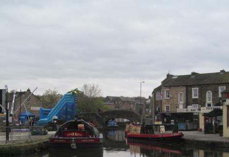 Skipton, Leeds & Liverpool Canal
