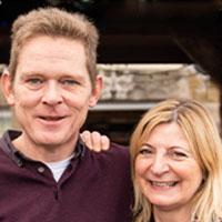 Bill & Victoria Johnston