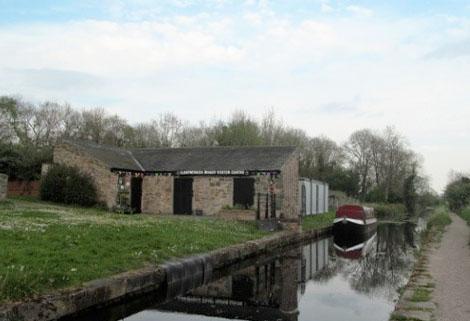 Llanymynech, Montgomery Canal