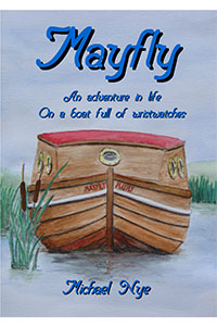 front cover of Mayfly - a book by Michael Nye