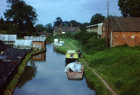 Nyzark on the Oxford Canal