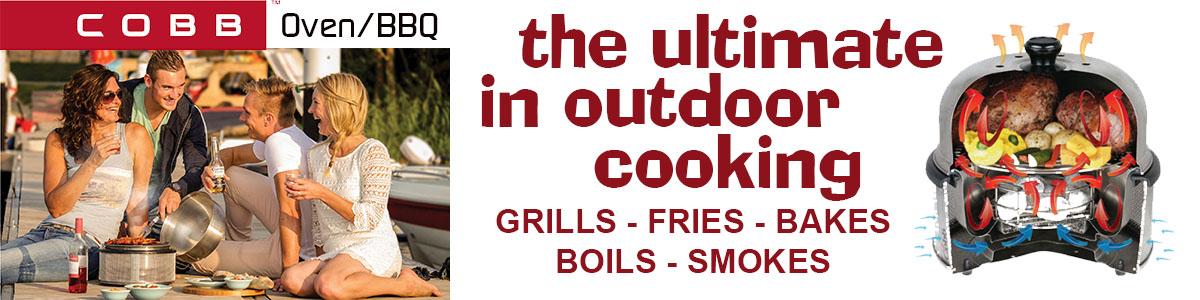 Cobb Oven/BBQ