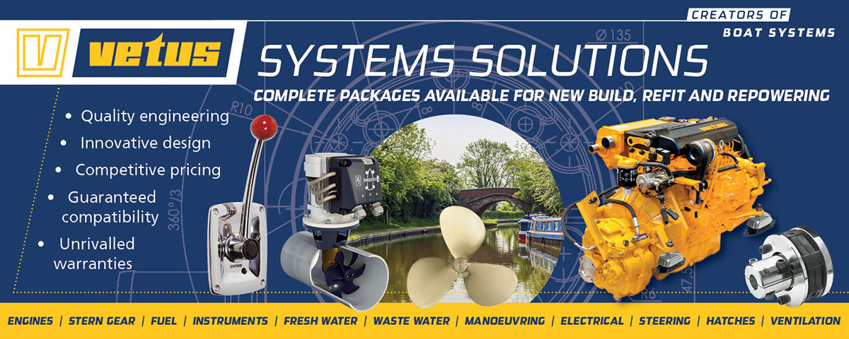 Vetus Systems Solutions