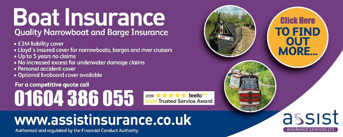 Assist Insurance for boats