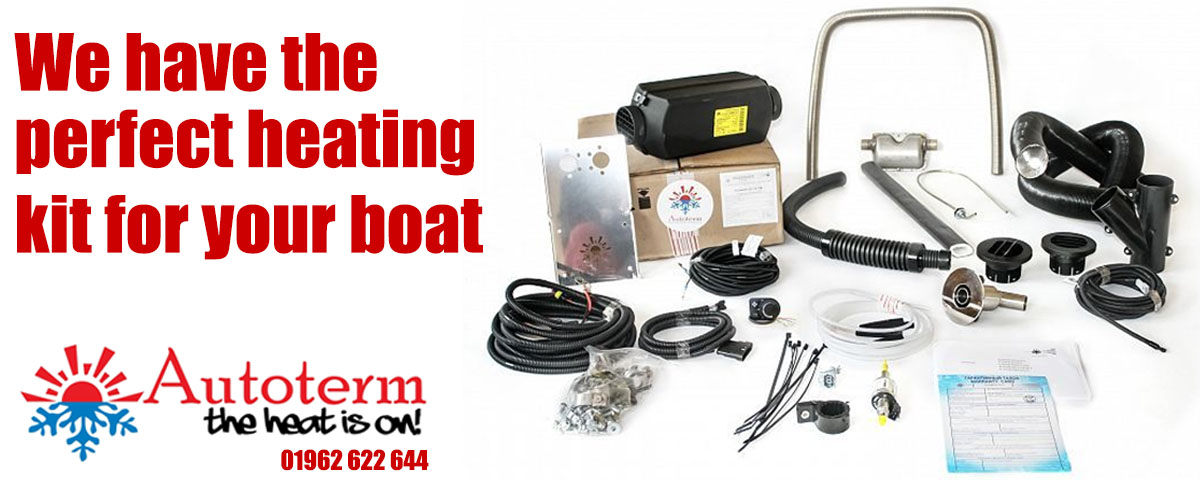 Autoterm boat heating kits