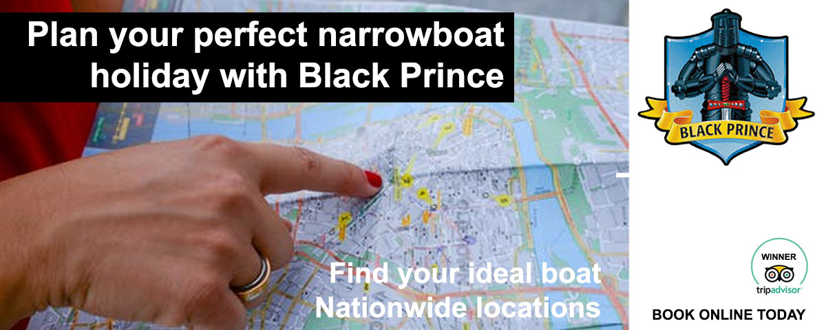 Black Prince narrowboat holidays