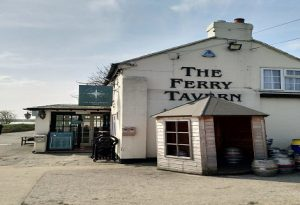 The Ferry Tavern, Fiddlers Ferry