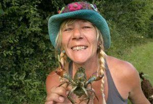 Lorraine Stevenson - the mad hatter