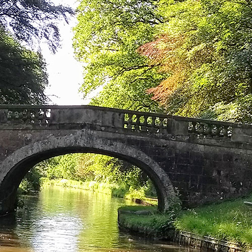 Bridge over Lancaster Canal