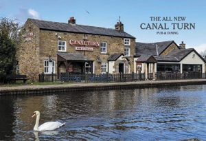 All New Canal Turn, Carnforth, Lancaster Canal