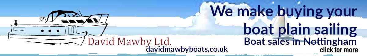 David Mawby boat sales