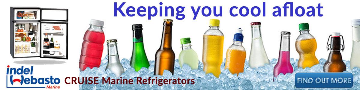 Webasto fridges