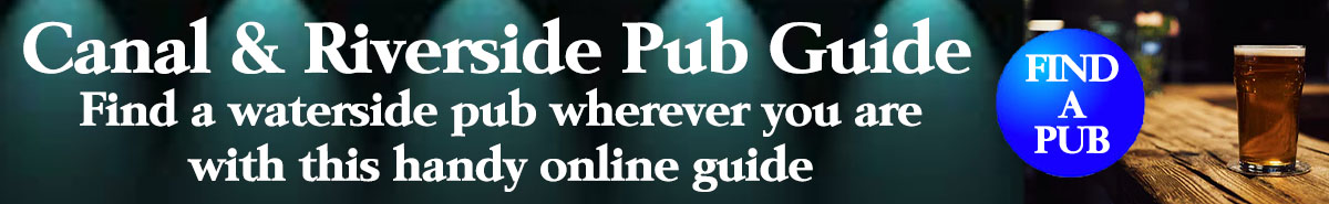 canal pub guide