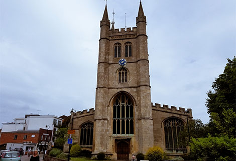 St Nicholas Church, Newbury