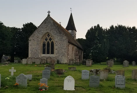 Church of St. Andrew, Wootton Rivers