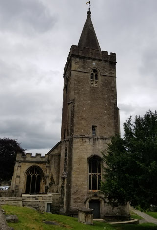 Holy Trinity Church, Bradford on Avon