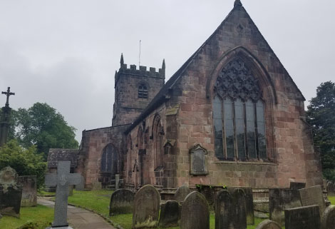 Church of St Edward the Confessor, Cheddleton