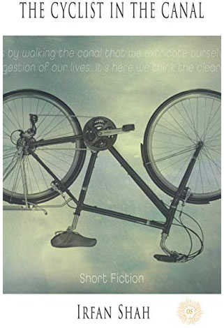 cyclist in the cut - front cover