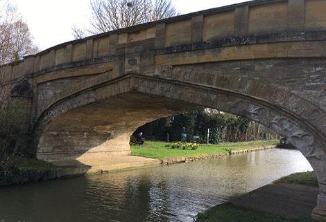 Ornamental Bridge, Grand Union Canal