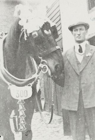 horse shows - Albert Osborne 1934