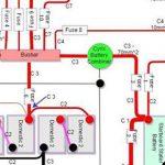 boat electrics diagram