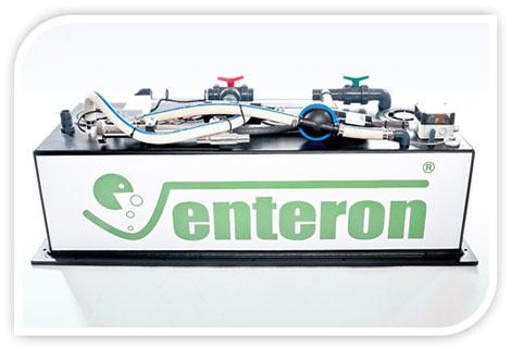 enteron sewage treatment plant by Mactra Marine