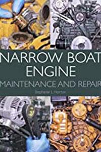 narrow boat engine maintenance & reair by Stephanie Horton