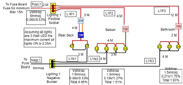 lighting circuit