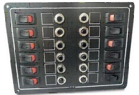 12 way fuse board