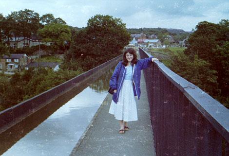 Janice Nye, Pontcysyllte Aqueduct