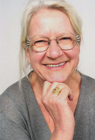 Carolyn Clark, author