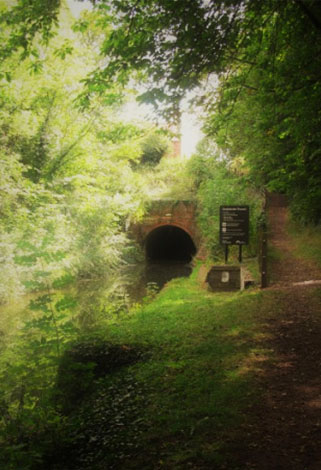Drakeholes Tunnel, Chesterfield Canal