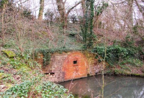Disused Norwood Tunnel, Chesterfield Canal