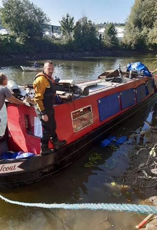 river avon sunken boats update