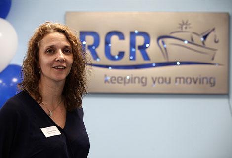 Stephanie Horton, RCR
