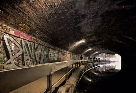 Curzon tunnel