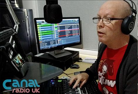 canal radio uk - dj pete