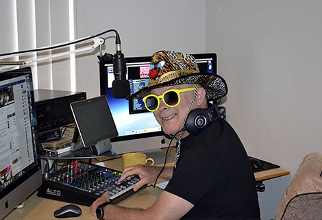 DJ Pete - canal radio uk