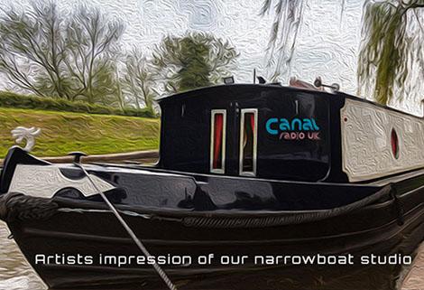 canal radio uk artist's impression