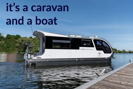 caravanboat choose how you cruise