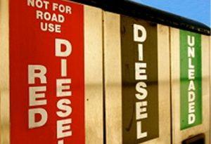 red diesel (courtesy rya)