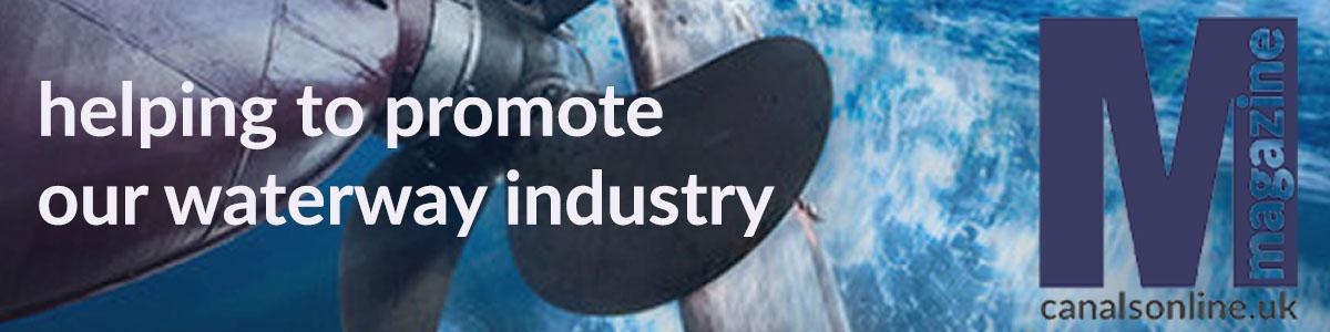 promoting waterway industry